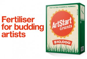 Art grads – Score yourself a $10,000 grant!