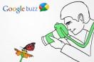 Google Buzz ad parody