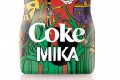MIKA Coke Bottle