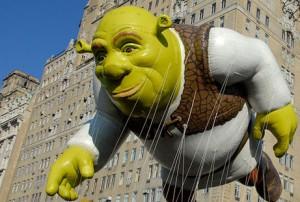 Shrek goes 3D