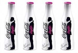 Coca-Coca Light the Lagerfeld way