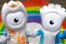 London 2012 Olympic mascots revealed