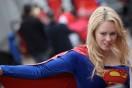 Superheroes Invade Melbourne