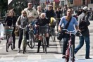 Four Goals for Promoting Urban Cycling