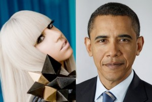Gaga's 'Little Monsters' Beat Obama in Facebook Run