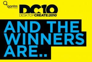 2010 Qantm Desktop CREATE:Awards
