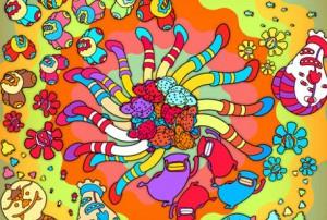 Holler goes global with iPad app artwork