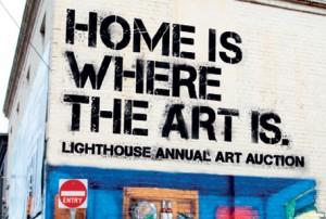 Lighthouse Art Auction 2010