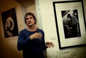 Australian rock photographer Tony Mott