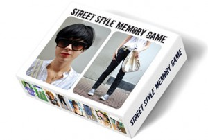 The street style memory game