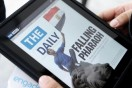 Murdoch launches iPad newspaper