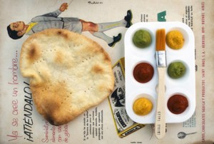 Food as art by Edible Tales project