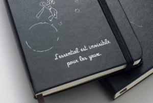 Moleskine and The Little Prince