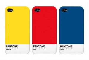 Pantone iPhone covers