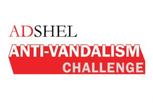Winner of Adshel's Anti-Vandalism Challenge