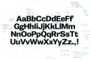 The typeface – Jones