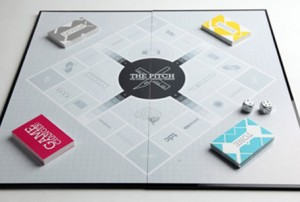 The Pitch: a board game for designers