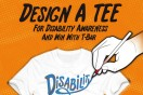 YoorallaTEE – design a t-shirt for disability awareness