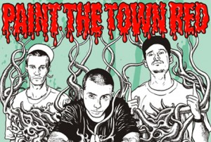 Design a t-shirt inspired by Thundamentals' track