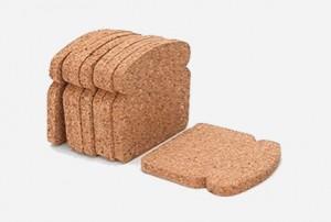 Toast Coasters