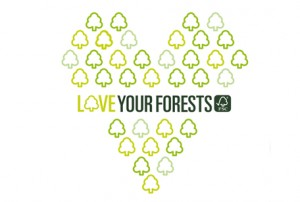 The Logo – Love Your Forests