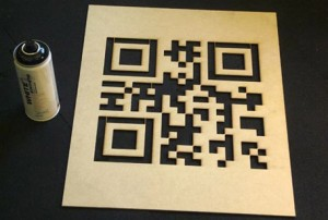 Covert QR Codes