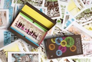 Louis Vuitton City Guide Postcards