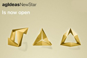 agIdeas NewStar – call for entries