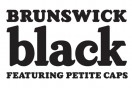 The Typeface – Brunswick Black