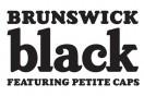 The Typeface – Brunswick Black
