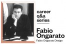 Career Q+A Series: Fabio Ongarato