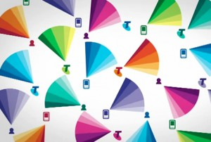 Telstra changes colour