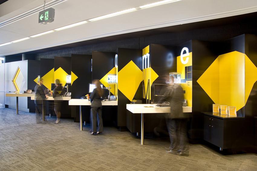 Commonwealth bank branch design