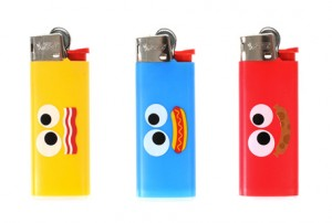Redman + Colette lighters