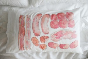 Meaty Pillow