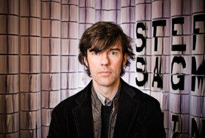 Me: Stefan Sagmeister