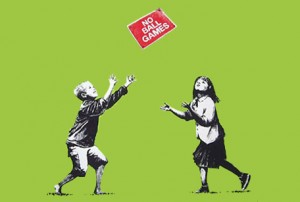Want to steal a Banksy?