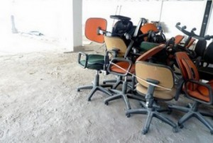 Form versus function: the tale of two chairs.