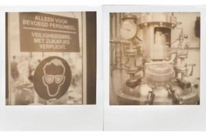 The Space: The Impossible Project factory