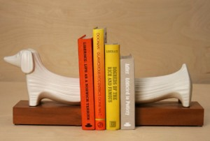 Jonathan Adler bookends