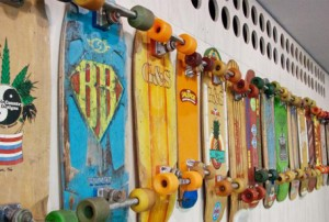 Dogtown dogma revolution: Board at NGV