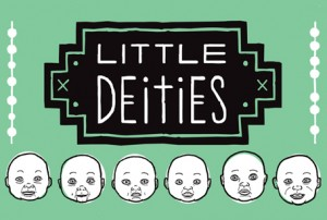 Little Deities exhibition