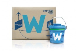 Kimtech-W-shipper&amp;bucket