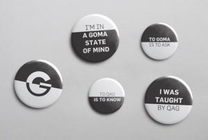 Project: QAG/GOMA rebrand