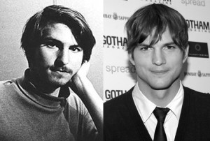 Kutcher to play Jobs?