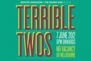 Terrible Twos – student line-up