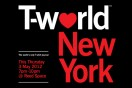 T-world 7 &#8211; New York exhibition