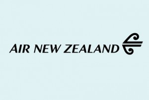 Air New Zealand logotype design process