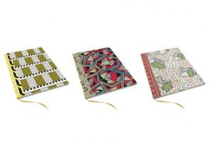 Nathalie Du Pasquier notebooks