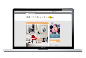 The Design Files redesign